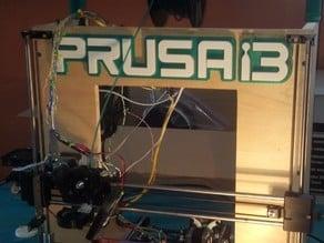 Prusa i3 Title Board