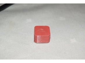 Ender 2 Siliconedamper