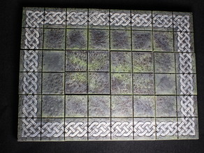 OpenForge 2.0 Cut-Stone Celtic Knotwork Floor