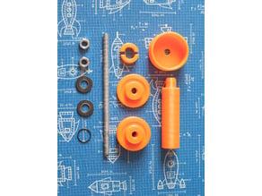 Shimano press fit bottom bracket tool