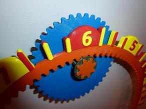 Gear O'Clock