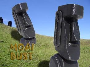 "Easter island ""Moai"" bust"