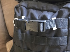 Molle Closed Loop Clip