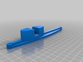 Ender-2 Bed Extension