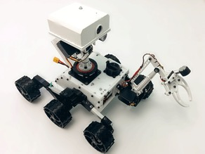 MSL Curiosity Model