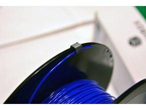 1.75mm Filament Clip (For Hatchbox Spools)