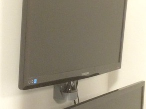 Samsung Monitor SyncMaster S24B350 wall mount
