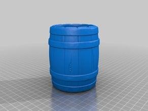 Cup Barrel