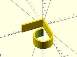 Desk Clip/Cable Management