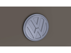 VW GOLF 4 Wheel Front Cover