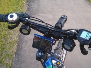Bicycle Player Holder