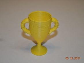 Trophy Cup 4