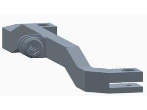 Modular Mounting System CR-10 Bed Bracket
