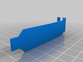 Basic PCI Slot Bracket (Low Profile)