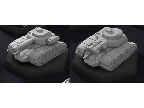 Battletech Scorpion Light Tank