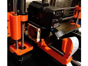 Prusa i3 Mk3 Raspberry Pi Camera mount (New extruder)