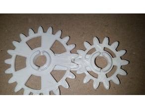 TAMUK Gear Spinner