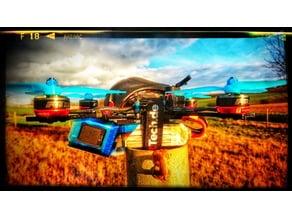 Floss FPV Racer GoPro Session 5 Bottom Lipo Mount