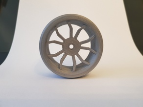 RC drift wheel