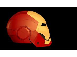 Helmet Iron Man Mark 4