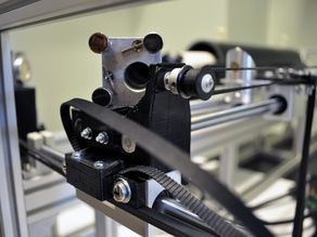 3D-Printable Laser Cutter