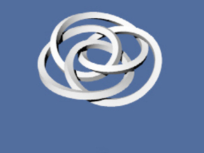 Cycloidal Knot