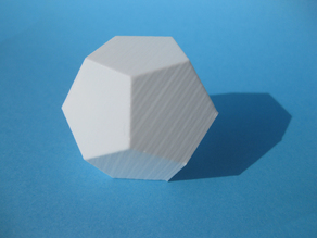 """Completely"" Solid Dodecahedron"