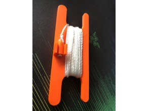 Wall Fishing Magnet Winder and Housing