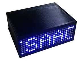 LED Matrix Display 8x24