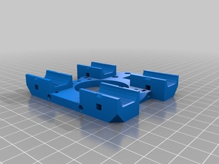 4 Bearing LM8UU X Carriage For Prusa Mendel