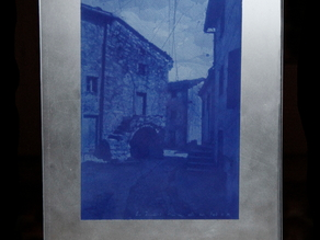 Lithophane - Le Piastre (Italy)