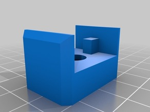 Printrbot Plus V1 offset Z-axis nut: less wobble
