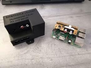 Raspberry Pi - DAC Hat - Case