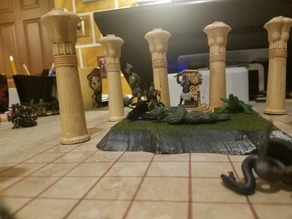 28mm Historically Accurate Columns (Collection)