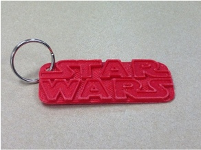 Star Wars Keychain - Remix