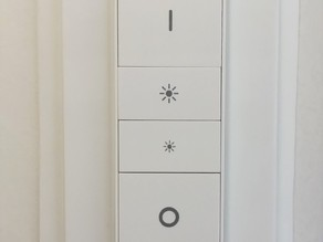 Philips Hue Dimmer Adapter Plate