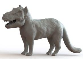 tyrannosaurus-cat