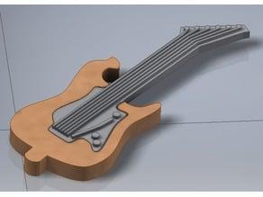 Playmobil Guitar