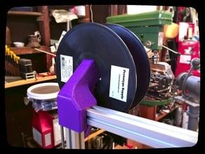 Filament Spool Hook for Deezmaker Bukobot