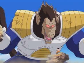 Dragonball z: Db-xv-great-ape-vegeta