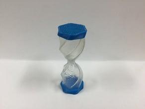 Swirly Hourglass