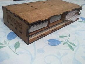 Optimized lid box for 7Wonders