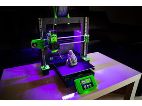 I3 RS the next generation of I3 3D printer
