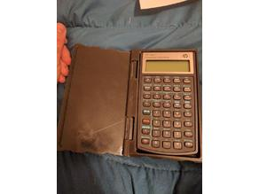 Hp financial calculator case