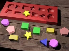 geometry toy for kids
