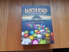 Lanterns storage solution