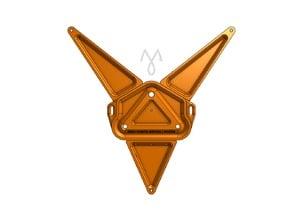 Tarantula printable 3 points Y carriage (Fox shape)