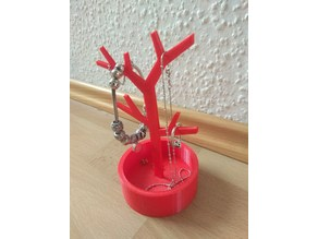 Jewellery holder - tree