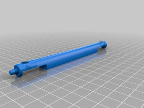 Tamiya lunchbox strut brace with bodymounts in one piece.
