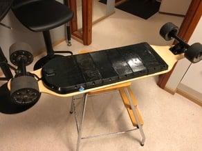 Modular Budget Electric Longboard Enclosure For N.E.S.E Modules